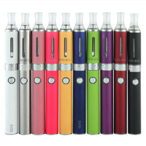 2014 Top Sale Colorful Electronic Cigarette Mt3 Blister Kits