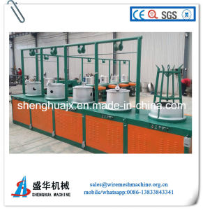 Metal Wire Drawing Machine (SHW101) , High Speed Drawing Wire Machine pictures & photos