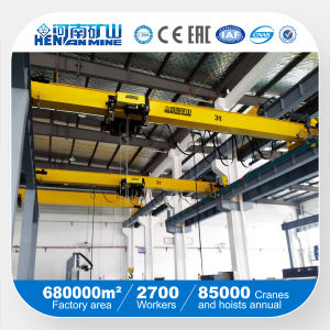 European Standard Single Beam Overhead Crane with Good Price pictures & photos