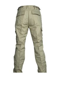 Fashion Style Mens 6 Pocket Cargo Casual Pants with Knee Pad pictures & photos