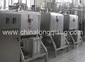 Complete Set Condensed Milk Production Line pictures & photos