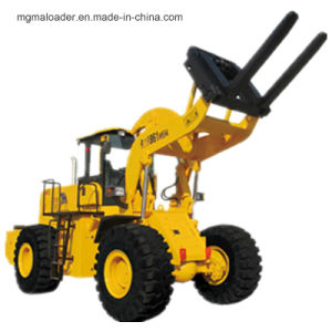 Mgm961 21 Tons Wheel Forklift Loader