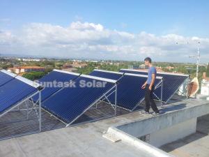 Scm Solar china pressure solar thermal collector scm series china solar