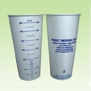 Disposable 22oz Paper Mixing Cup for Mixing Paint pictures & photos