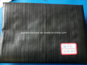 High Quality UV Blocking PP Woven Geotextile for Silt Fence pictures & photos
