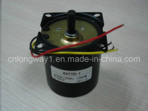 High Torque AC Synhchronous Motor for Electric Equipment pictures & photos