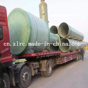 FRP/GRP Storage Tank Transportation Chemical Tank pictures & photos