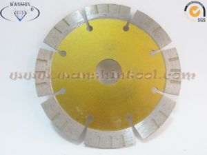 Turbo Teeth Diamond Saw Blade for Granite pictures & photos