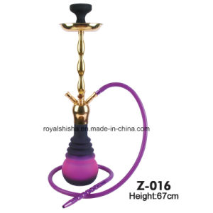 High Quality Zinc Alloy German Shisha Smoking Water Pipe pictures & photos