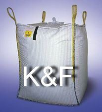 100% Polypropylene Big Bag Ton Bag