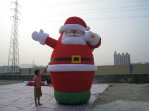 Giant Inflatable Santa Claus (XR-IC-385)