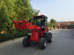 High Quality Wl100 Wheel Loader as Farm Equipment in Spain pictures & photos