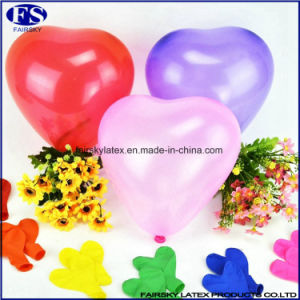 Logo Customized Heart-Shaped Balloon pictures & photos