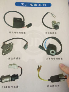 Cat Sdlg Lonking Liugong Lovol Shantui High Pressure Sensor pictures & photos