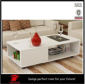 China Turkish Furniture Coffee Table Wooden Modern Coffee Table