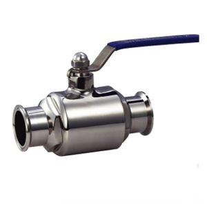 Stainless Steel Valve (3A, SMS, DIN)
