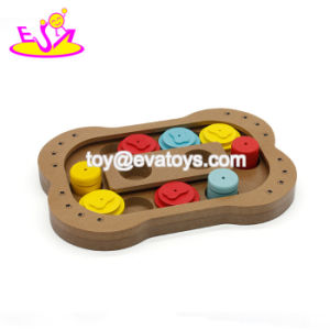 Wholesale Cheap Wooden Interactive Cat Toys Best Design Pet Iq Training Wooden Interactive Cat Toys W06f033 pictures & photos