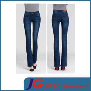 Wholesale Boot Cut Skinny Jeans Ladies Jeans (JC1278) pictures & photos