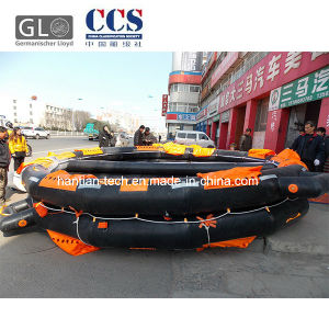 Marine Survival Raft Approved by Ecand CCS (K50) pictures & photos