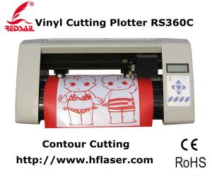 Desktop A3 Cutting Plotter / Graphic Plotter (RS360C) with Contour Cutting Function