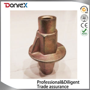 Ductile Cast Iron Formwork Water Stopper Screw Nut