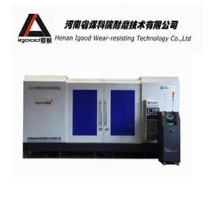 Heat Treatment Laser Cladding Equipment with Coaxial Powder Feeding System