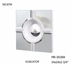 Square Mirror with Center Concave Mirror pictures & photos