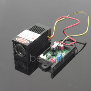 Focusable 200mw DOT Laser Module 650nm Red Laser Light