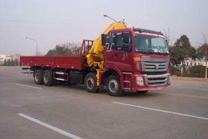 Straight Arm Crane Truck/40tons Truck Crane/HOWO Truck Mounted Crane