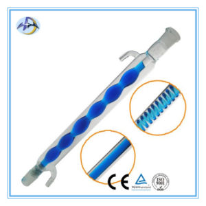 Laboratory Condenser Tube with Standard Ground Mouth