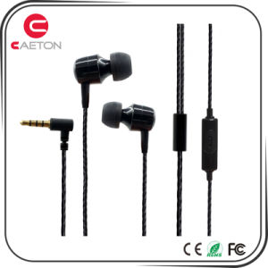 Hot Selling 3.5mm Wired in Ear Earphone Headset with Mic