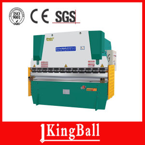 Hydraulic CNC Plate Bending Machine Wc67k -40/2500, Hydraulic Press Brake Machine Wc67k Nc pictures & photos