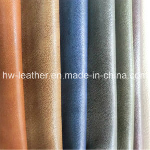 PU Leather for Garment Jacket Men′s Coat (HW-1280) pictures & photos