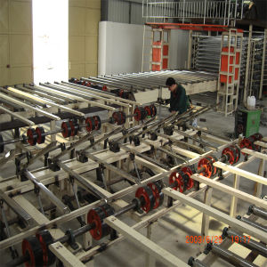 Drywall ,Gypsum Partition Board Production line pictures & photos