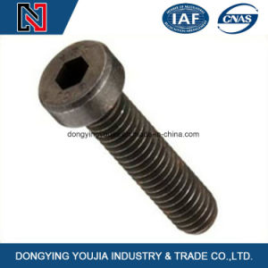 12.9 Grade Carbon Steel Hexagon Socket Head Cap Screws pictures & photos