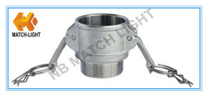 Stainless Steel Coupler Type B Camlock Coupling pictures & photos