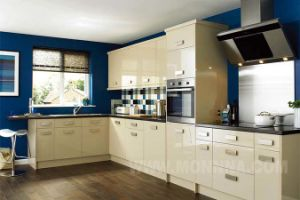 Lacquer Kitchen /Painting Kitchen Furniture/Modern Kitchen Cabinet Factory