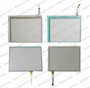 DMC TP-3173S2/TP-5157S3 Touch Screen Panel Membrane Touchscreen Glass
