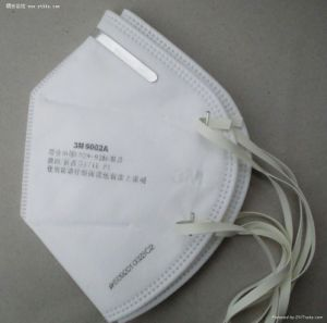 Disposable 3-Ply Nonwoven Surgical Face Mask with Tie on (sc-FM001) pictures & photos