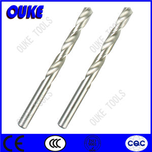 HSS Bright Finish Twist Drill Bit for Stainless Steel pictures & photos