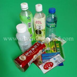 Customized Printed Shrink Sleeve for Bottled Drink Label pictures & photos