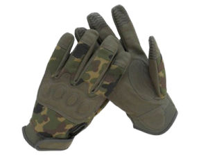 Airsoft Full Finger Tactical Combat Gloves