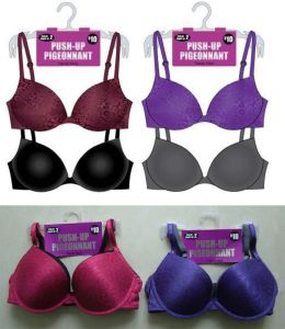 2pk Push up Bra pictures & photos