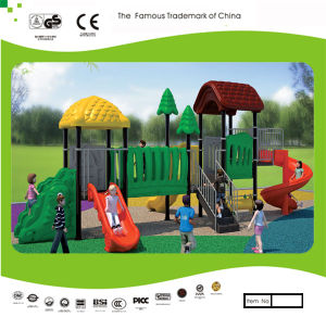 Kaiqi Medium Sized Forest Themed Children′s Playground (KQ30144A) pictures & photos