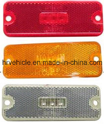 4′′ Rectangle Shape LED Side Marker Lamp with Reflector pictures & photos