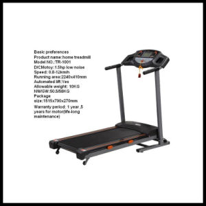 Multifunctional Treadmill (TR-1001)
