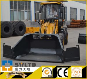 Swltd Brand CE Certificated Articulated 1.2 Ton Small Wheel Loader pictures & photos