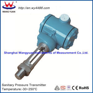 Non-Cavity High Temperature Pressure Transmitter pictures & photos