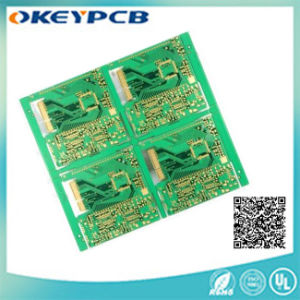 PCB Circuit Board with Green Solder Mask