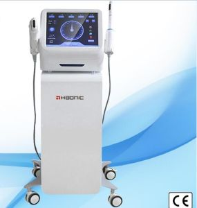 Portable Hifu Machine Wrinkle Removal Face Lift Beauty Machine Vagina Tightening 2 in 1 pictures & photos